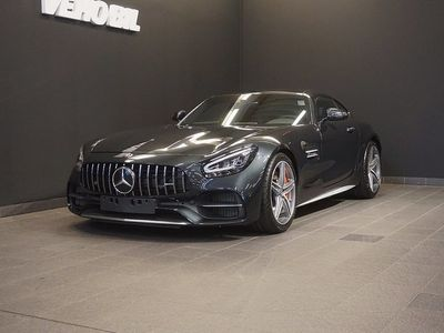 begagnad Mercedes AMG GT C AMG Dynamic 557hk