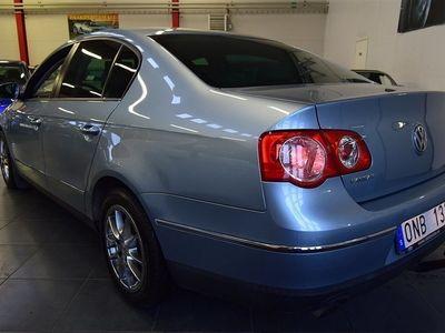 begagnad VW Passat 2,0 FSI 4MOTIO, NY BES DRAG, NY SERVAD ,..MM