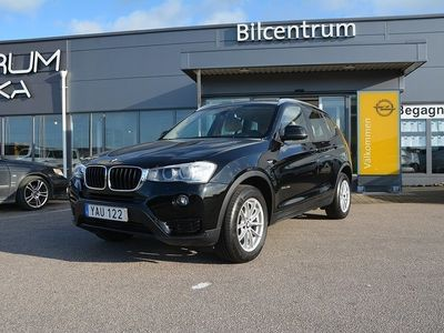 begagnad BMW X3 xDrive20d Steptronic Euro 6 190hk, Dragkrok
