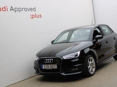 begagnad Audi A1 Sportback 1.4 TFSI 2018, Halvkombi Pris 159 000 kr