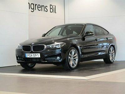 """begagnad BMW 320 Gran Turismo d GT Sport - Drag HiFi M-Sportratt 19"""" Lm (190hk)"""