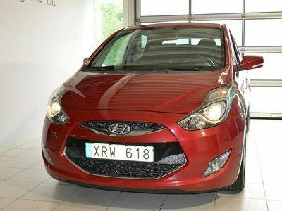 begagnad Hyundai ix20 1.4 CRDi 90 hk - Låga Driftkostnader