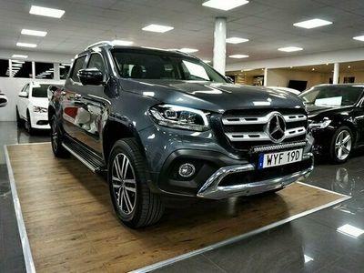 begagnad Mercedes X250 X Benzd 4MATIC 7G-Tronic Plus Euro 6 2018, Pickup Pris 439 900 kr