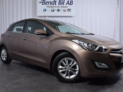 begagnad Hyundai i30 1.6 CRDi Premium Eco / 0.95% ränta