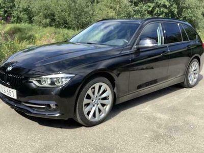begagnad BMW 218 320 d xDrive Touring, F31 2017, Kombi Pris000 kr