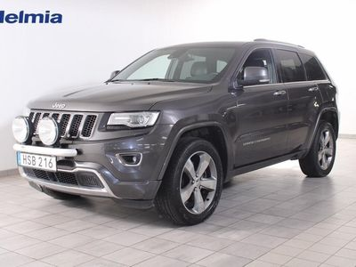 begagnad Jeep Grand Cherokee 3.0 CRD V6 AWD