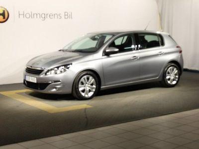 begagnad Peugeot 308 5D Active 1.6 BlueHDi 120hk