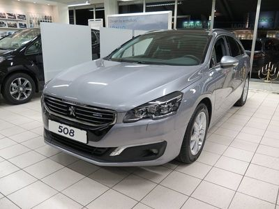 begagnad Peugeot 508 ALLURE BHDi 120 AUT BE