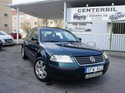 used VW Passat 1.8 T 150hk Svensksåld -01