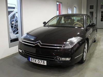 begagnad Citroën C6 2.7 HDI EXLUSIVE -07