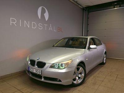 begagnad BMW 530 xi Sedan xDrive 258 HK AUT NYBES