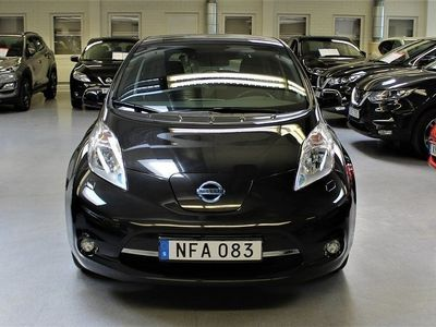 begagnad Nissan Leaf 30 kWh Single Speed 109hk / ACENT -17