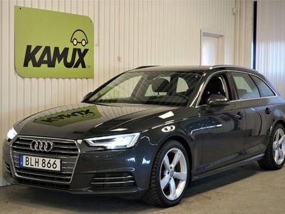 begagnad Audi A4 2.0 TDI | Avant (150hk | Drag | Parkeringsvärmare