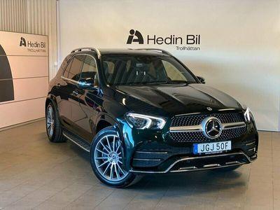 begagnad Mercedes GLE350 DE 4MATIC
