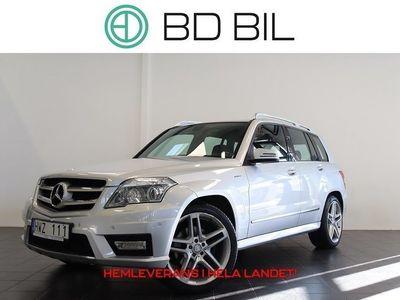 begagnad Mercedes 220 Benz GLK CDI 4MATIC AMG DRAG 2012, Personbil 129 900 kr