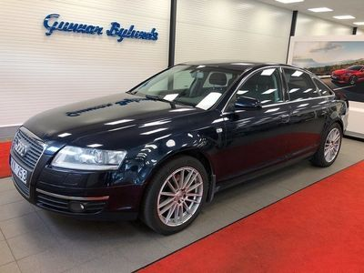 begagnad Audi A6 Sedan 2.4 Multitronic Proline 177hk
