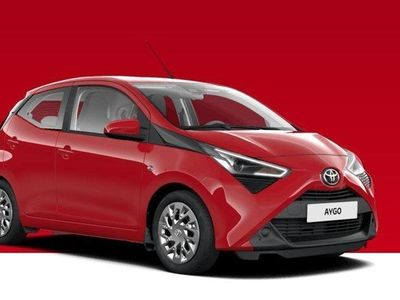 begagnad Toyota Aygo X-Play Smartphone Integration