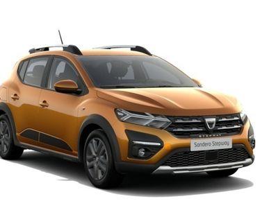 begagnad Dacia Sandero Stepway TCe 90 Comfort 2021, Personbil Pris 155 500 kr