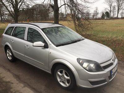 begagnad Opel Astra Caravan 1.8 125hk
