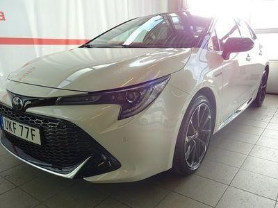 begagnad Toyota Corolla Hybrid Corolla Verso2.0 5D GR-S PLUS NAVI BI-TONE SPI 1 2020, Kombi 279 900 kr