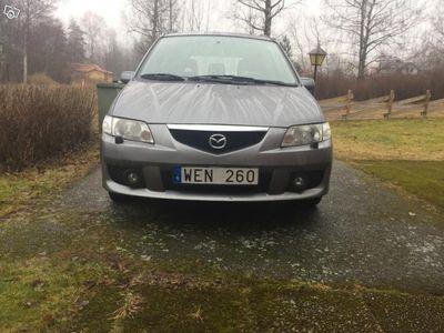 begagnad Mazda Premacy 2,0 exclusive -04