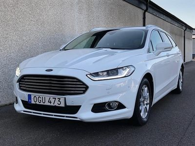 begagnad Ford Mondeo 2.0 TDCi AWD Business 180hk