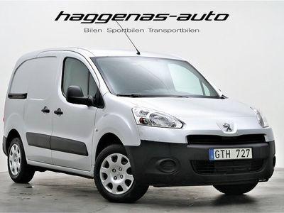 begagnad Peugeot Partner Skåpbil 1.6 HDi / 92hk / PDC / Drag