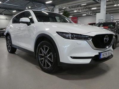 begagnad Mazda CX-5 2.5 Optimum AWD Automat Euro 6 194hk