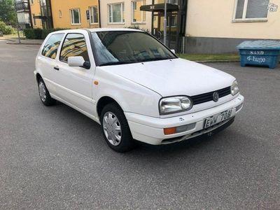 brugt VW Golf 3-dörrar 2.0 GL 115hk -96
