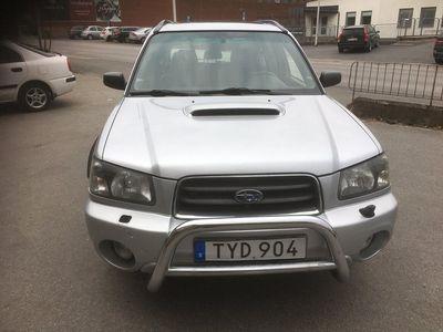 begagnad Subaru Forester 2,0 T 4WD (177hk) Besiktigad