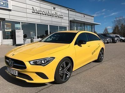 begagnad Mercedes CLA180 Shooting Brake 136hk