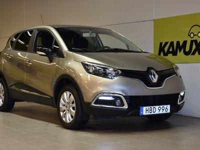 begagnad Renault Captur 0.9 TCe 90hk Energy Expression II