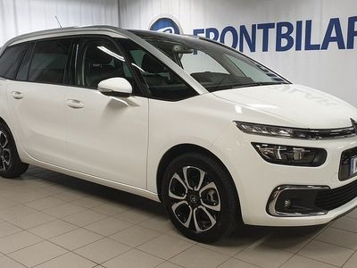 begagnad Citroën C4 Grand SpaceTourer 130hk Shine Automat - DEMO