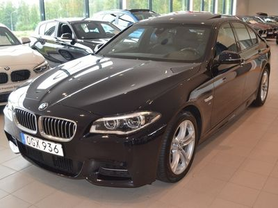 begagnad BMW 530 d xDrive Sedan Innovation Edition