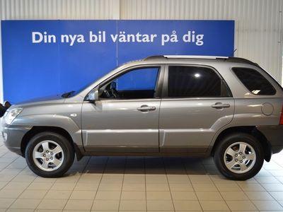 brugt Kia Sportage 2.0 4WD (142hk)