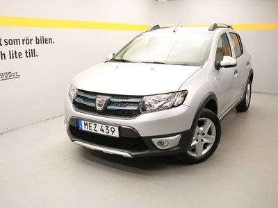 begagnad Dacia Sandero 0,9 Stepway Prestige II, Multimediasys.MEDIA NAV 2 2016, Halvkombi 99 900 kr
