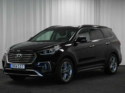 begagnad Hyundai Grand Santa Fe 2.2D Premium
