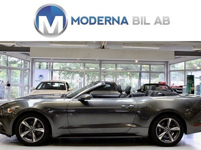 gebraucht Ford Mustang CABRIOLET 3.7 V6 304HK AUT SELECTSHIFT