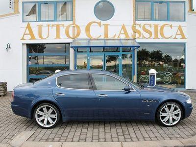 begagnad Maserati Quattroporte 4.2 V8