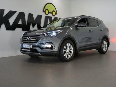 begagnad Hyundai Santa Fe 2.2 CRDi   4WD   Aut