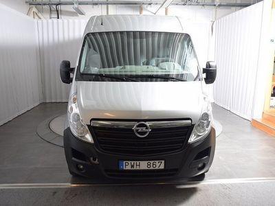 gebraucht Opel Movano 2,3 CDTi / 125hk / Automat