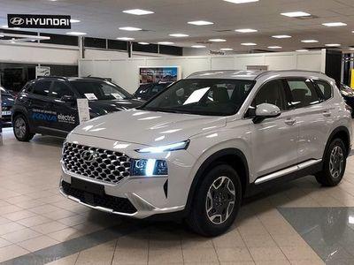 begagnad Hyundai Santa Fe 1.6T HEV Automat 4WD 2020, SUV Pris 499 800 kr