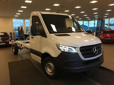 begagnad Mercedes Sprinter 316 Chassi A3 N63 Distronic Automat