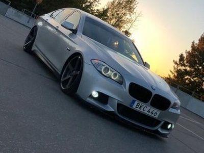 begagnad BMW 530 D F10 Nybesiktigad