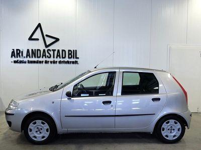 begagnad Fiat Punto 1,2 60hk /Kamrem bytt