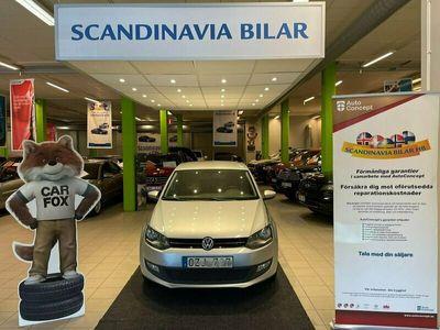 begagnad VW Polo 1.2 TSI Comfortline (1 Ägare ) 90hk 5-dörrar