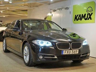 brugt BMW 530 d xDrive D Sedan Sport 258hk