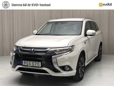 begagnad Mitsubishi Outlander P-HEV 2.0 4WD (