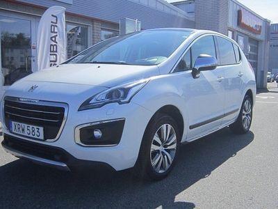 brugt Peugeot 3008 1.6 Allure Panorama 120hk en ägare