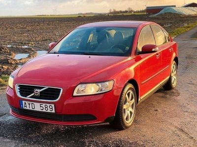 begagnad Volvo S40 2.0 D Kinetic 136hk / KAMREM BYTT